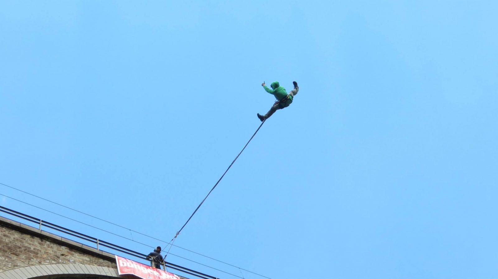 15-ти юли: Бънджи скокове на Буново