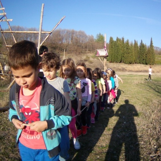 Приключения и игри (за децата)