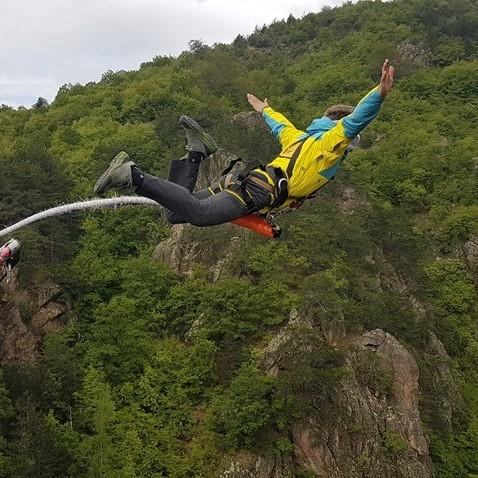 Бънджи скокове до град Клисура – 14 март 2020!