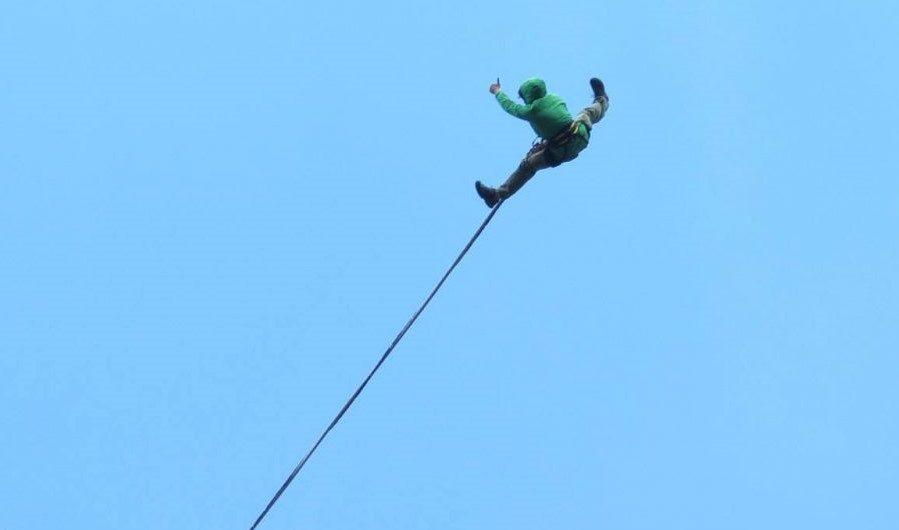 Бънджи скокове на Клисура - 14-ти юни 2020 г.