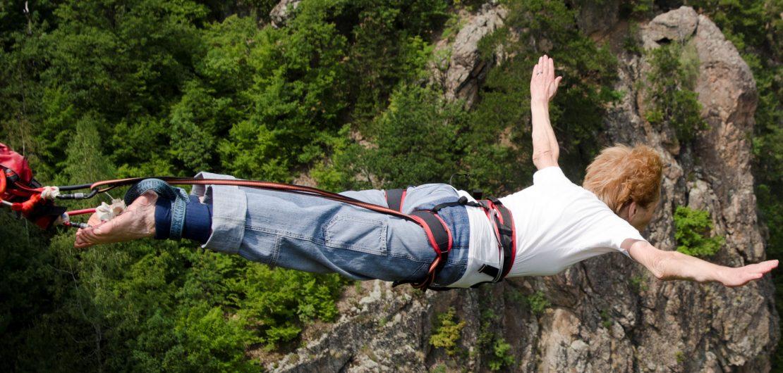 14-ти март - Бънджи скокове на Клисура