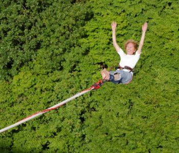 Ярки преживявания на Цветница - Бънджи скокове на Клисура!