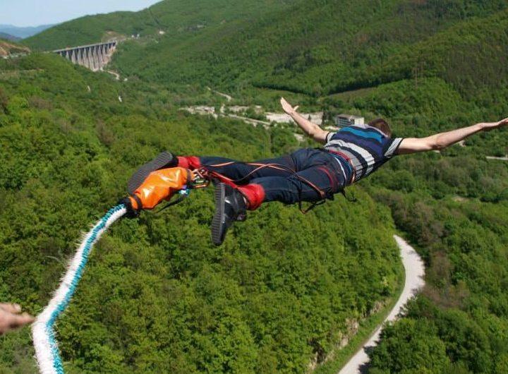 11-ти юли: Бънджи скокове на Клисура